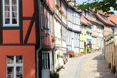 Sommer in Quedlinburg