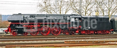 Dampflok Baureihe 01.5