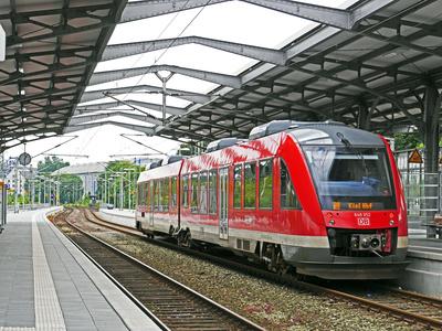 Bahnhof Rendsburg