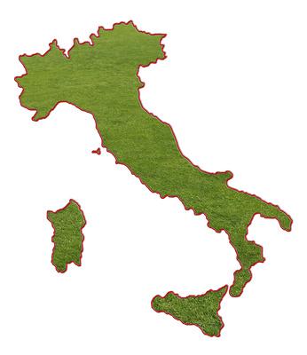 Grünes Italien