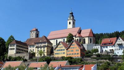 Horb am Neckar - Altstadt