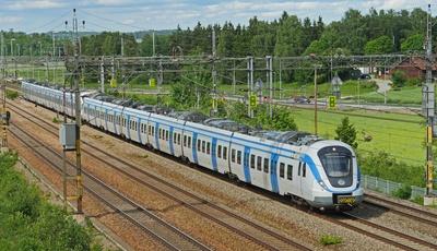 S-Bahn Stockholm