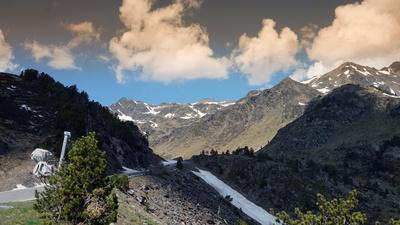 Traumhafte Bergwelt von Andorra