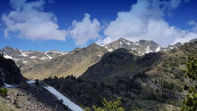 Bergwelt Andorras