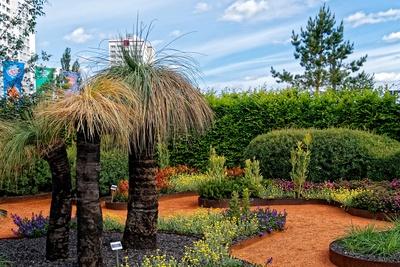Gartenkabinett