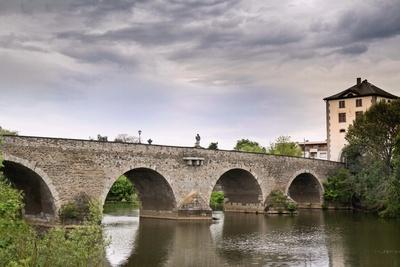 alte Brücke Limburg an der lahn