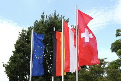 Flaggenparade 5