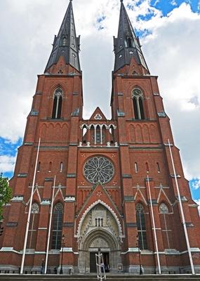 Der Dom zu Uppsala