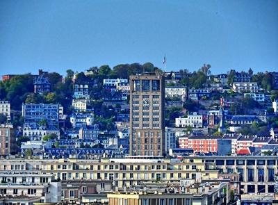 Stadtansicht Le Havre