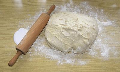 Pizzateig