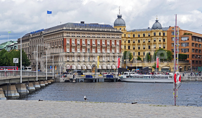 Stockholm zentral