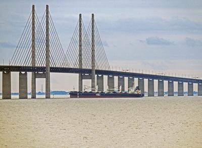 Portal der Öresundbrücke