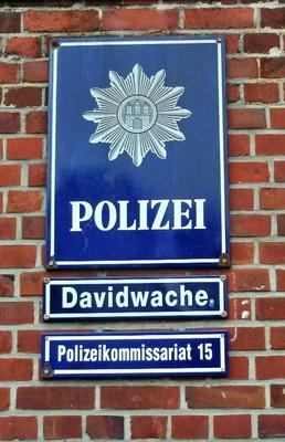 Polizeikommissariat 15