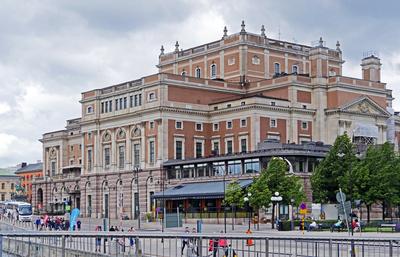 Stockholm - königliche Oper