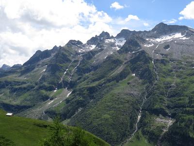 Das Schweizer Binntal