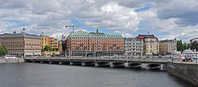 Stockholm Innenstadt , . . . . .
