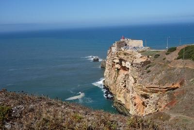 Fort São Miguel Acanjo - Farol de Nazaré