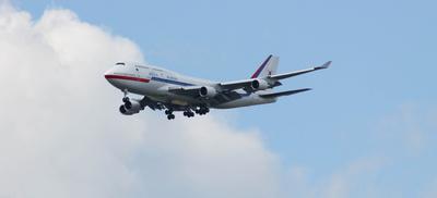 Flugzeug aus Korea