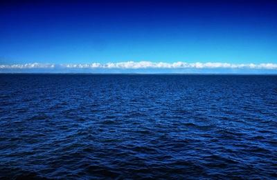 Wolken über Dänemark