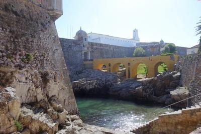 Festung der Stadt Peniche