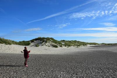Der Strandweg nach Greenen