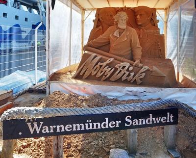 Warnemünder Sandwelt