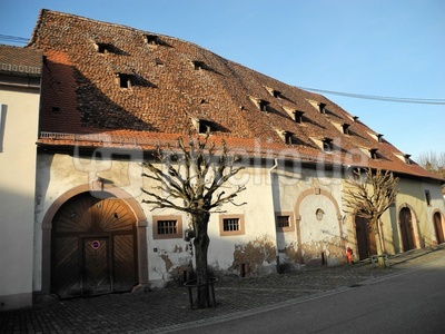Wissembourg im Elsass, altes Salzlager