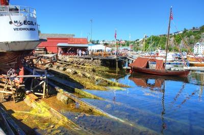 Werft in Kristiansund