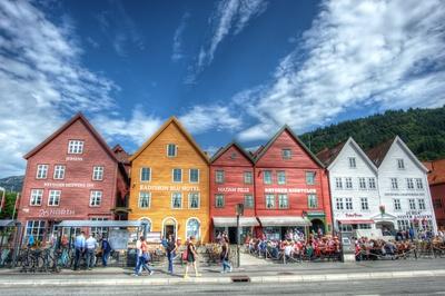 Hanse in Bergen