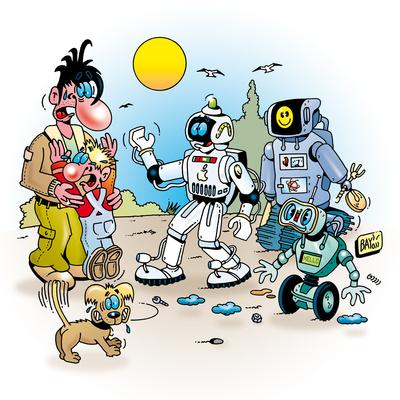Wir sind die Roboter!