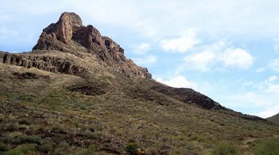 Gran Canaria Canyon