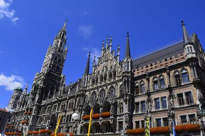 Münchens historische Architektur