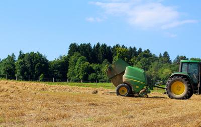 Moderne Landwirtschaft 01