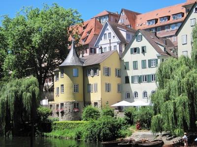 Hölderlinturm in Tübingen