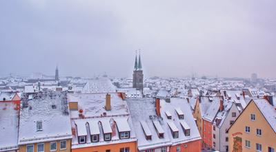 Nürnberg Winter 2016