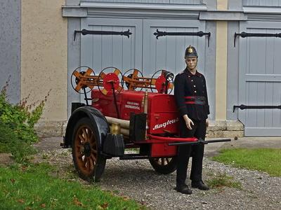 Feuerwehr anno dazumal