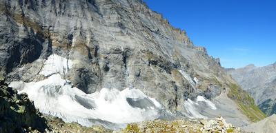 Bergwanderung über den Lötschenpass