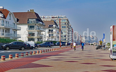 Strandpromenade Knokke
