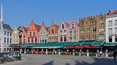 Brügge - Großer Markt