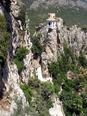 Bergregion bei Guadelst