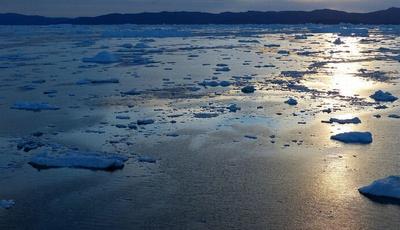 Ilisulat - Discobucht -Grönland
