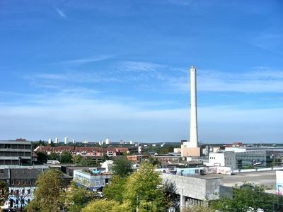 Erlangen von oben