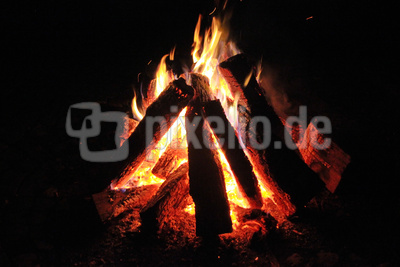 am Feuer
