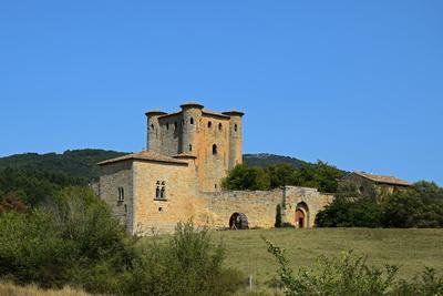 Burg Arques (Dép. Aude / FR)