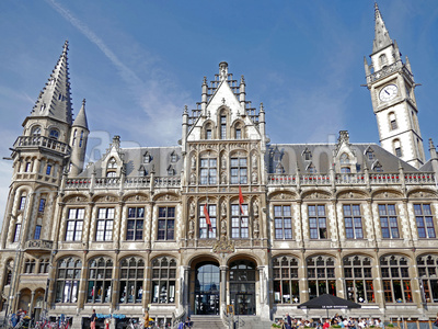 Die Alte Post in Gent