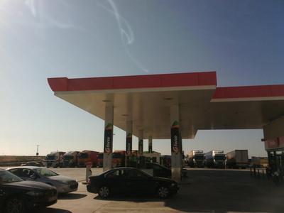 Tankstelle Süd