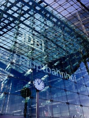 Glaspalast Berliner HBF