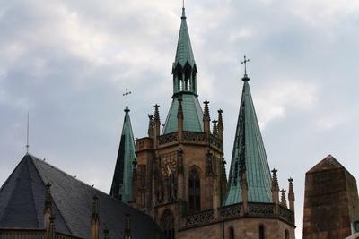 Dom zu Erfurt, Detail