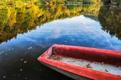 Herbst, Ende der Bootssaison