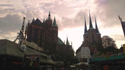 Dom zu Erfurt und Severi Kirche